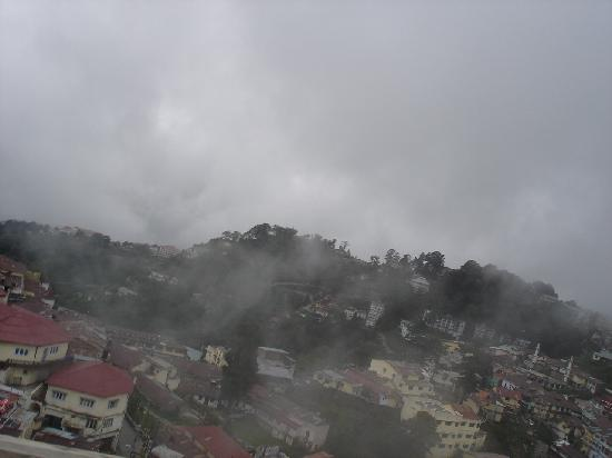 Mussoorie, India: AView From Lal Tiba