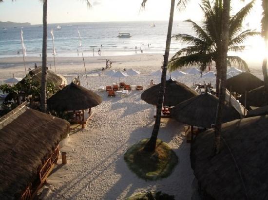 Sur Beach Resort Top View