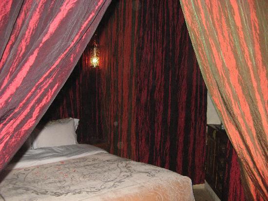 Riad Zolah: Riad bedroom