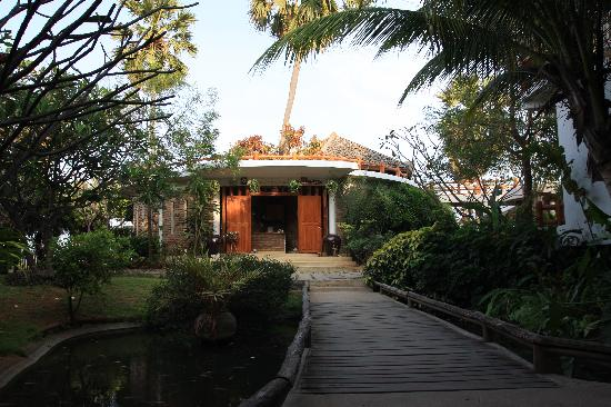 Pranburi, Tailandia: SPA