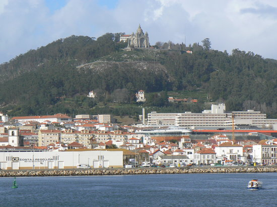 Viana do Castelo, Portugal: City view