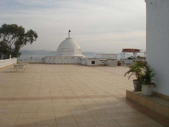 Hotel Hilltop Palace: Rooftop