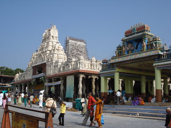 Thiruchendur, India: Tiruchendur - Murugan Temple
