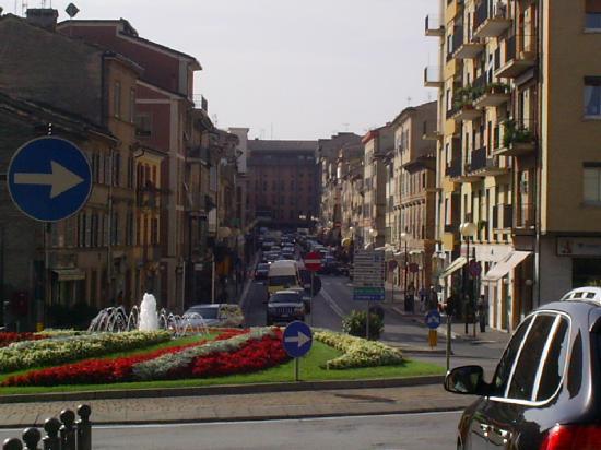 Macerata, Italia: centro