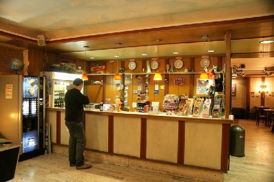 The Front Desk/reception Area   Picture Of Smart Stay Hostel Munich City,  Munich   TripAdvisor