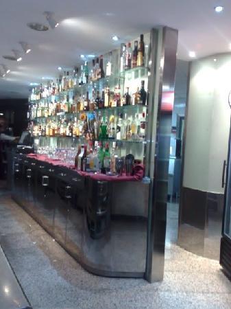 Hotel Bar Picture Of Gran Hotel Bali Grupo Bali Benidorm Tripadvisor
