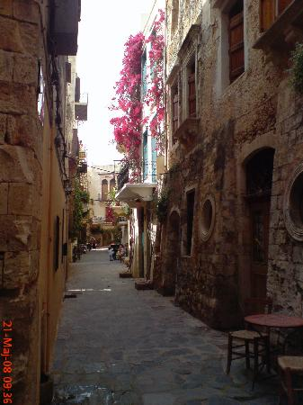 Pension Eva : Old city Chania