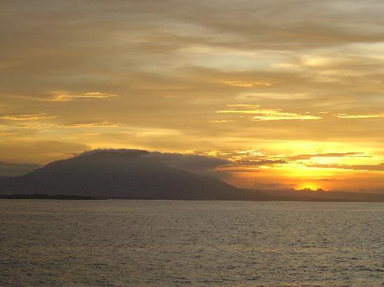 Casa Marina Beach & Reef: coucher de soleil