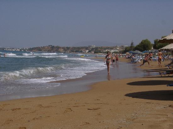 Agia Marina, Grecia: siaggia