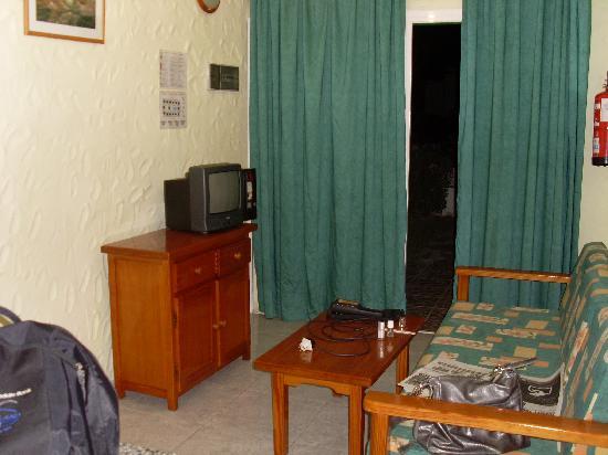 Las Tartanas: Livingroom