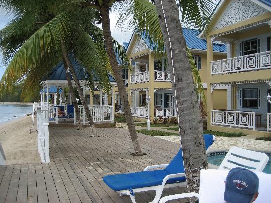 Villa Beach Cottages : The Villas