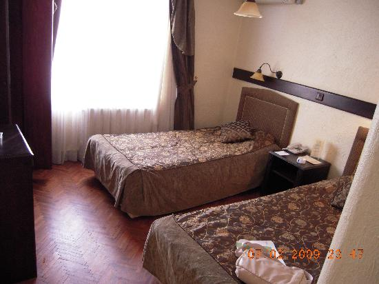 Megara Palace Hotel: the room picture