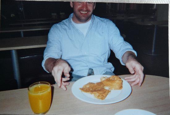 Dodo Hotel: Breakfast at the Dodo
