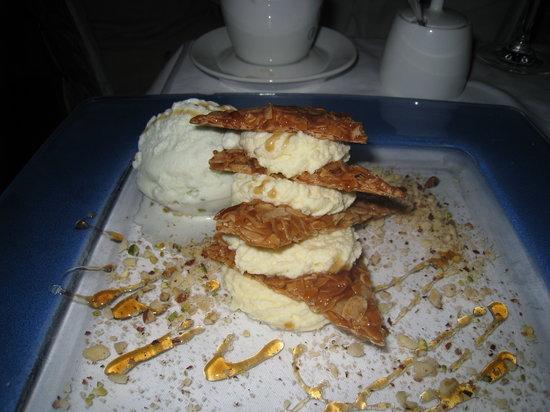 Ambrosia Restaurant: Dessert