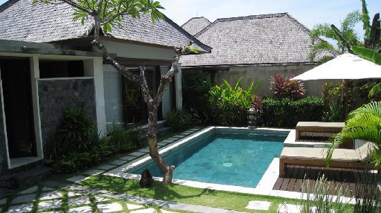 The Sanyas Suite Seminyak: The Villa