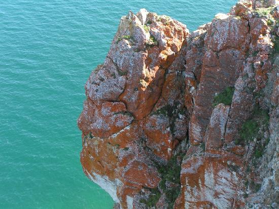 Bajkał, Rosja: Island Olkhon