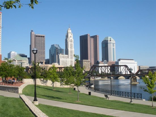 Columbus, OH: skyline