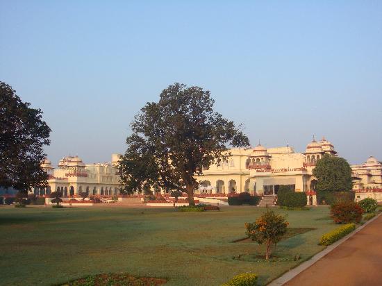 Rambagh Palace: The hotel