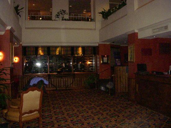Kimpton Hotel Vintage Portland: Lobby of the property