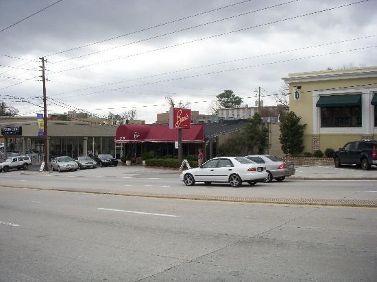 Bones Restaurant Atlanta Ga