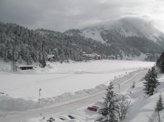 Sundance Grande Mountain Resort & Spa: ausblick