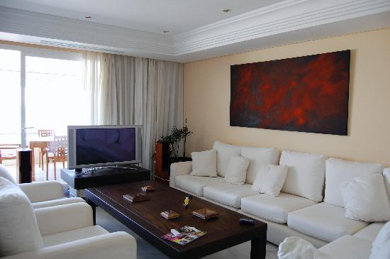 Marina Mariola Marbella : inside the apartment