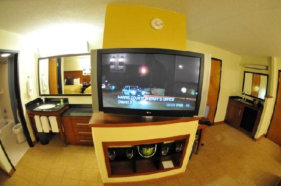 Hyatt Place Oklahoma City Airport: HDTV