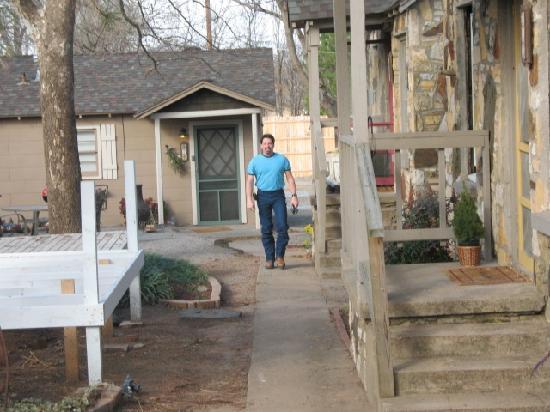 Secret Garden Cottages Cottage Reviews Sulphur Ok