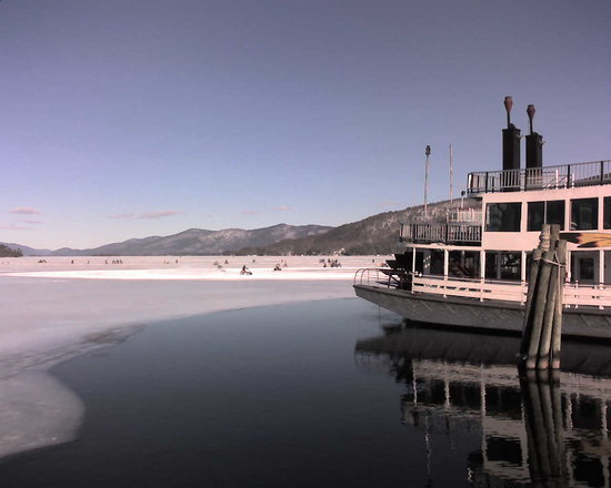 Lake George: Winter Carnival 2/2009