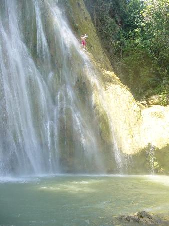 El Salto del Limon : This is El Limon waterfall.