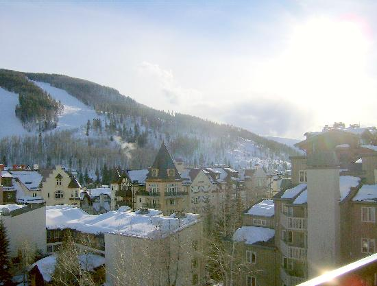 Vantage Point : View from Balcony to Beaver Creek
