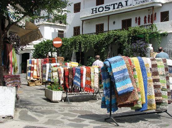 Hhostal Pampaneira Casa Alfonso