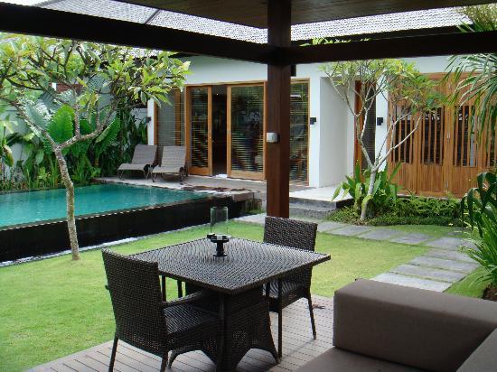 The Samaya Bali Seminyak : Courtyard Villa Gardens