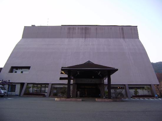 Nanairo no Kaze: ホテル正面