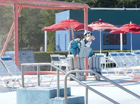 mighty ducks pool picture of disneys allstar movies