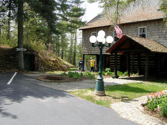 Star Lake, WI: Main Lodge