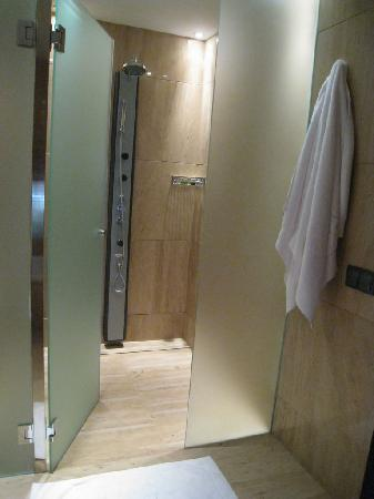 Andorra Park Hotel : Douche Suite Junior