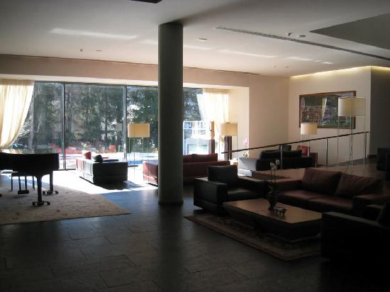 Andorra Park Hotel : Hall