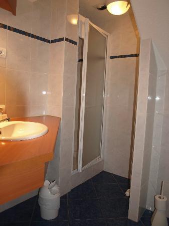 Hotel Restaurant des Vosges: en-suite
