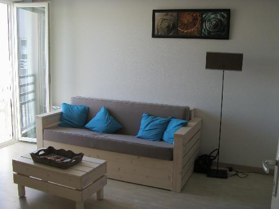Residences Les Jardins De L'Oyat: le séjour