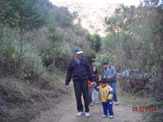 Zitacuaro, Meksyk: Outside the location