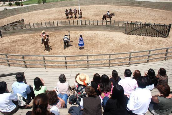 Estancia El Cuadro : Folkloric Show