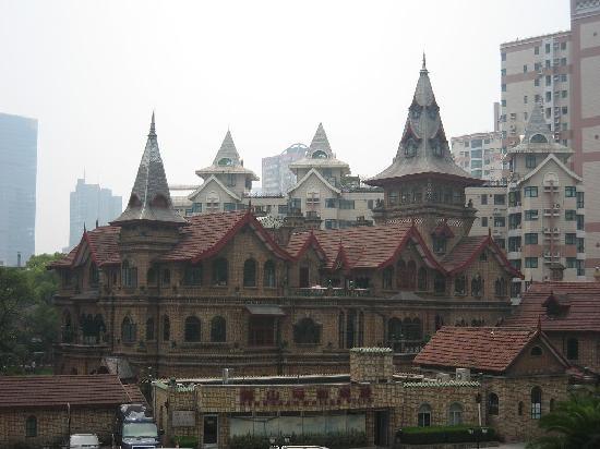 Hengshan Moller Villa Hotel: hotel tra i grattacieli