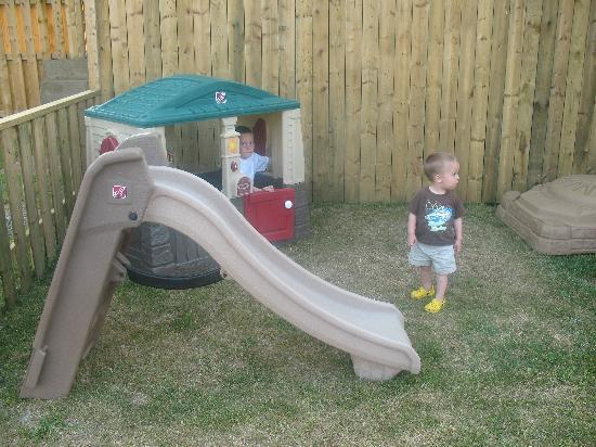 Bayside Vacation Resort: play area for little ones