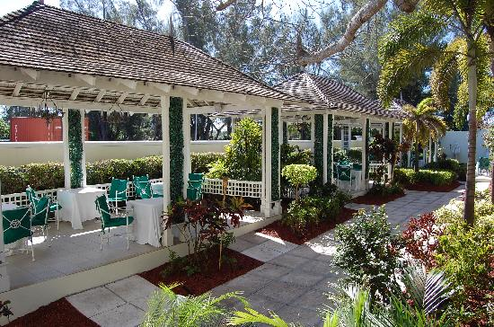 garden of eden restaurant picture of breezes resort spa bahamas nassau tripadvisor