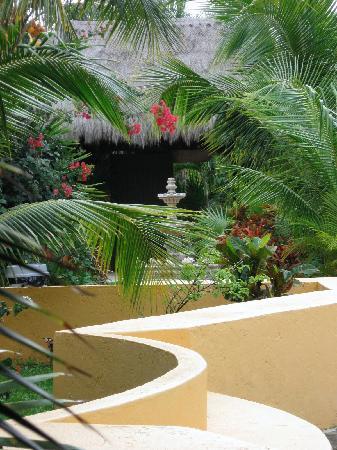 Hacienda Punta Sam: Gardens