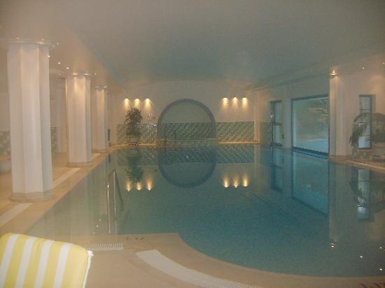 Vila Vita Parc Resort & Spa: Piscine intérieure