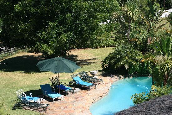De Molen Guest House: pool area