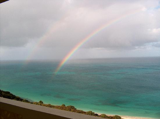 Brooklands Island View Apartments: Rainbow
