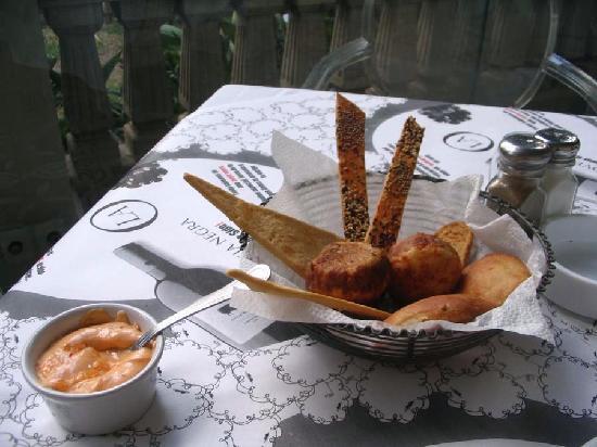 Bread Basket at La O